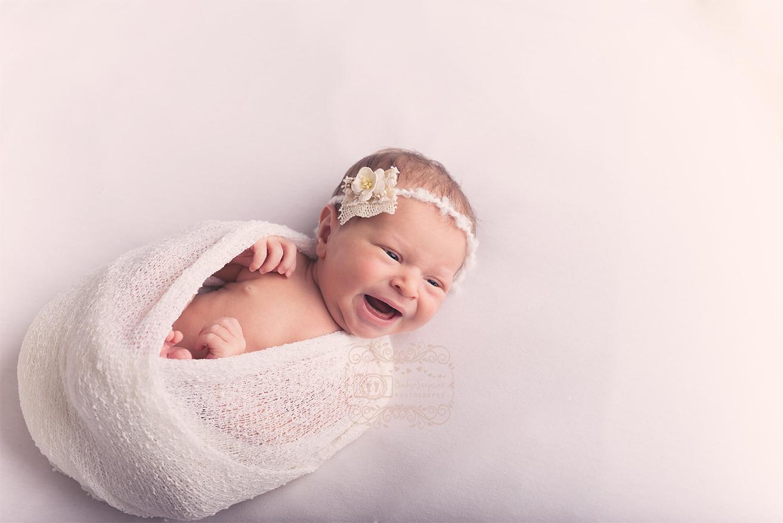 Babylächeln