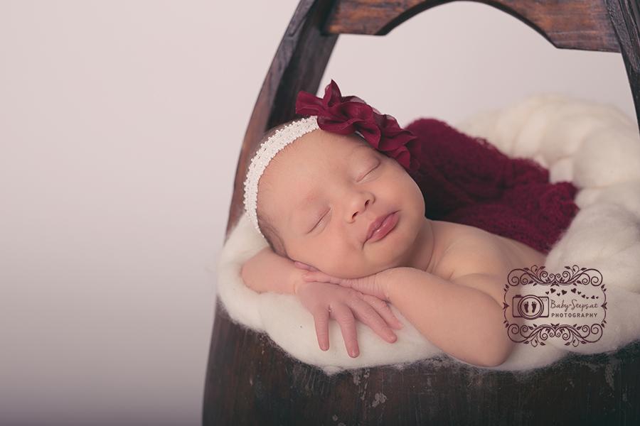 Baby In Fotoaccessoire