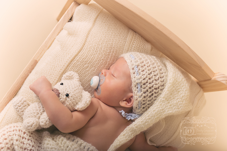 Newborn Mit Bärchen