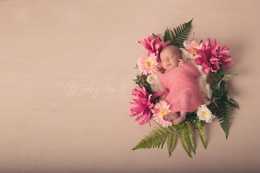 Neugeborenenfotografie mit Herz, Stil und Kreativität
